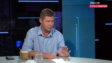 Михаил Чаплыга прокомментировал протест профсоюзов под Кабмином: «Сегодня впервые они все были вместе»