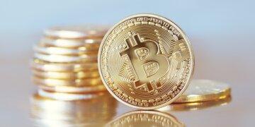 курс биткоина , криптовалюта, майнинг