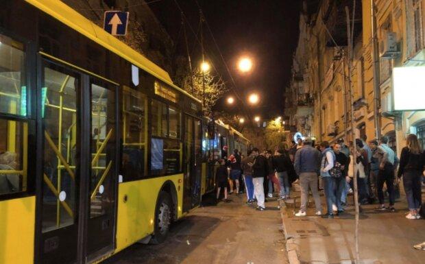 Киев разборки
