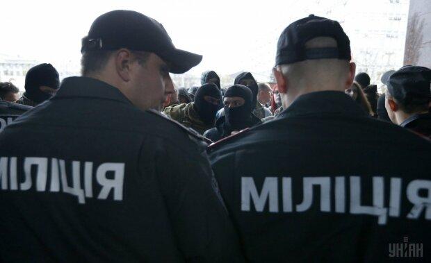 Милиция мвд силовики