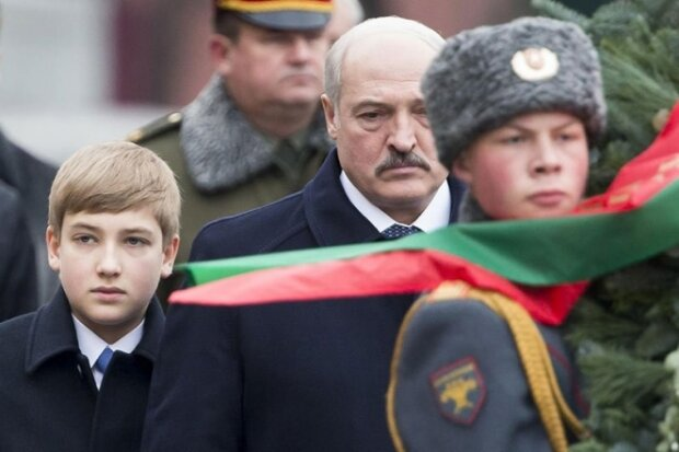 Син Лукашенка не хоче йти стопами батька (відео)