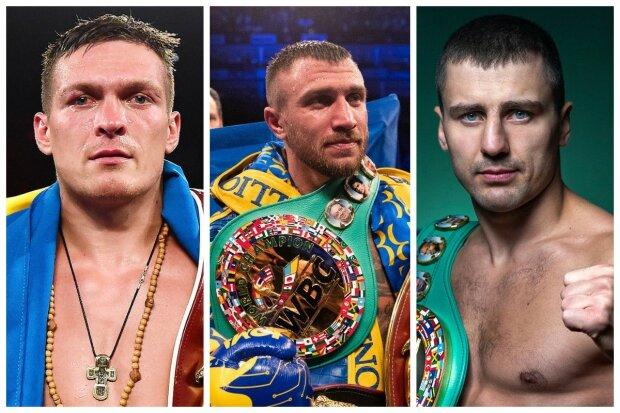 Усик, Ломаченко и Гвоздик получили фантастические гонорары за бои: «даже Кличко позавидует»