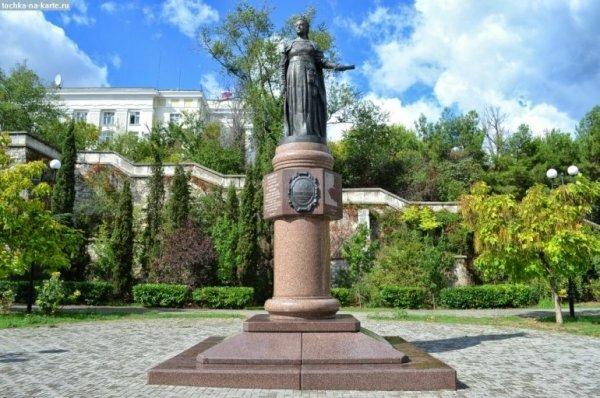 Парк Екатерина Крым
