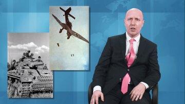 В это же время советские инженеры не вылезали из американских военных заводов, - Бизяев о бомбардировке Хельсинки