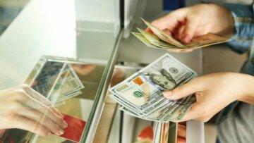 валюта, доллары, обменник
