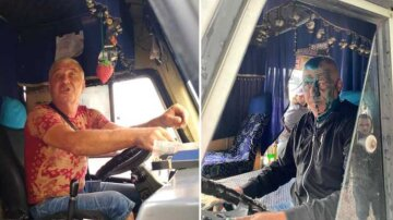 Водій маршрутки Одеса-Чорноморськ вилаяв ветерана АТО і сильно пошкодував: кадри помсти