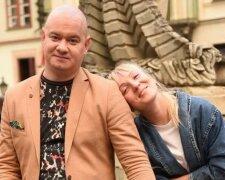 евгений кошевой с женой
