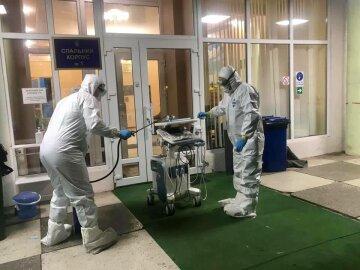 Нові Санжари, коронавірус