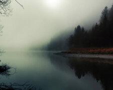 монстр, река