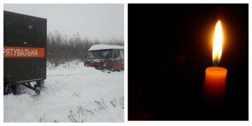 В Одесской области женщина рожала в машине скорой, застрявшей в снегу: все закончилось трагично