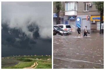 """Непогода с новой силой ударит по Одессе: """"Объявлен желтый уровень опасности"""""""