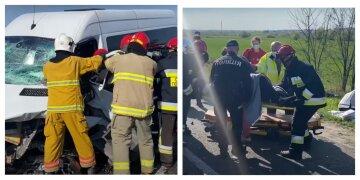 Страшная авария произошла на трассе Киев - Чоп, есть жертвы: детали и кадры с места трагедии
