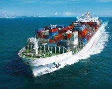 контейнерровоз торговля грузы