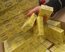 German Customs Confiscate 80,000 Cigarettes