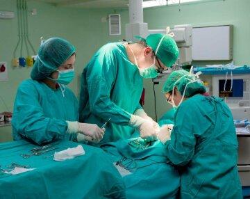 медицина, хирургия, госпиталь, операционная
