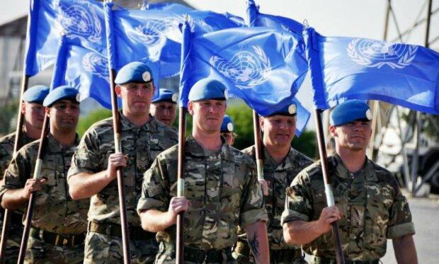 миротворцы, миссия ООН