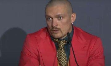 """Усик на украинском языке ответил на вопросы перед боем с Джошуа:  """"Это искреннее желание?"""""""