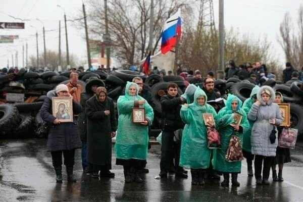 """Украинка назвала условие возвращения Донбасса в Украину: """"Пусть становятся живым щитом перед..."""""""