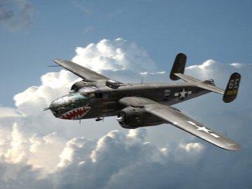 Самолет-акула из США приземлился в Одессе: кадры и первые подробности