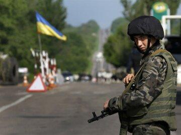 Ukrajina vojnik Slavjansk