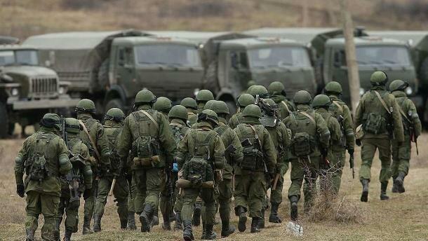 Путін стягнув до кордону України десятки тисяч головорізів: очікуються колосальні втрати