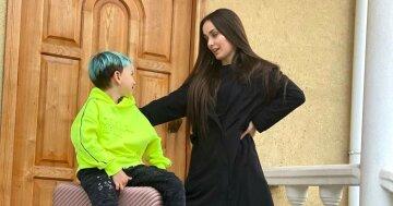 """""""Холостячка"""" Мішина показала, як поводиться син після її повернення з Європи: """"Що з настроєм…"""""""