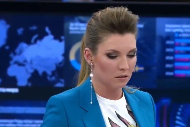 """Чоловік Скабєєвої поплатився за брехню про Україну, ганьба потрапила на камеру: """"Там немає громадянського конфлікту"""""""