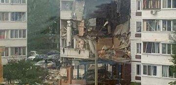 """Потужний вибух прогримів у російській багатоповерхівці, під завалами люди: """"Обрушилися три поверхи"""""""
