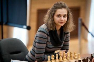Анна Музычук шахматы
