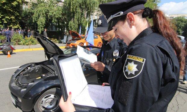 полиция штрафы