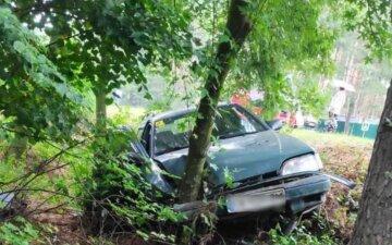 Серце водія зупинилося за кермом, всередині знаходився 7-річний хлопчик: деталі і кадри ДТП