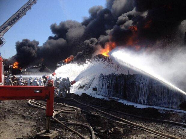 Нефтебаза пожар 4
