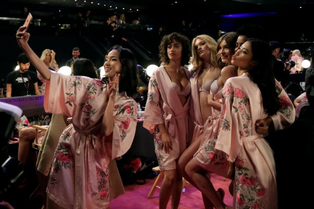Victoria's Secret,Кэндис Сванепул, виктория секрет, сикрет