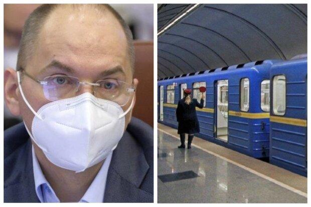 """Правила работы в метро изменились, в МОЗ сделали важное предупреждение: """"каждые четыре часа..."""""""
