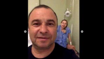 """55-річний Віктор Павлік приголомшив кадрами з дружиною, яка народжувала: """"Що я можу сказати, панове..."""""""