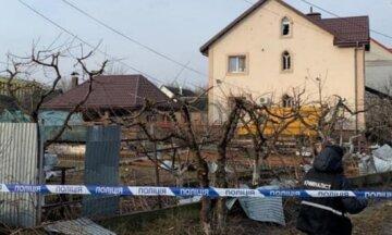 Под Киевом прогремел мощный взрыв: на месте образовалась воронка, кадры ЧП