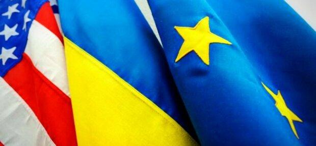 Украина ЕС США
