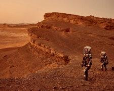 марс космос колония космонавт астроном