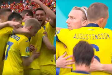 Украина вырвала путевку в четвертьфинал ЕВРО-2020