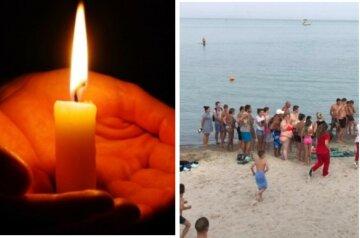 Не успели спасти: на пляже в Одесской области утонул человек