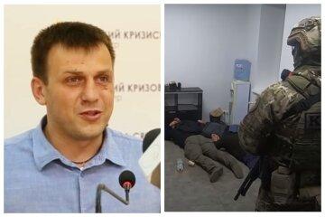 """Спецназ задержал лидера одесского """"Автомайдана"""" : появилось видео"""