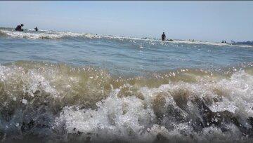 море, пляж, Одеса