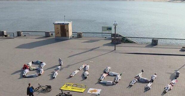 Киев, почтовая площадь