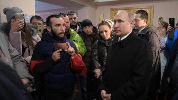 Владимир Путин Кемерово