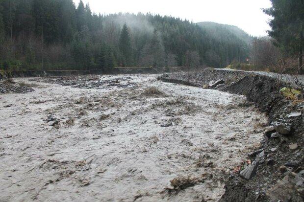 Закарпатье наводнение_