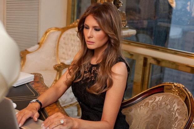 Измена Трампа жене: у Мелании рассказали, что стоит за «походами на лево»