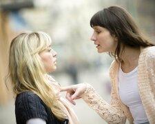 ссора, конфликт, женщина
