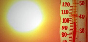 жара, температура