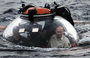 Путин — идет на дно