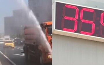 Задушлива спека повертається в Україну: попередження рятувальників і синоптика